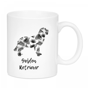 Kubek - Tropical Golden Retriever